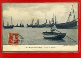 - CAYEUX SUR MER - Groupe De Bâteaux - Cayeux Sur Mer