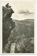 Carte Postale - Vallée De La Sioule Chateauneuf-les-Bains Les Gorges De La Sioule Aux Méritis - Non Classés