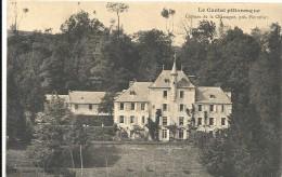 Cantal : Pierrefort, Chateau De Chassagne - France