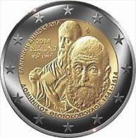 2 Euro Commémorative GRECE 2014 Dominikos Theotokoupos - Greece