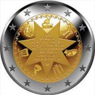 2 Euro Commémorative GRECE 2014 Ionische Eilanden - Greece
