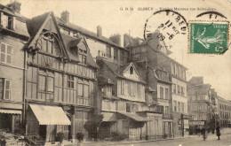 76 Elbeuf. Vieilles Maisons Rue  Saint Jean - Elbeuf