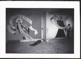 Photo Work - A Victim Of Civil War Violence, San Salvador, January 1981, Work Of Olivier Rebbot, China's Postcard - Salvador