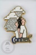 Contrex French Water Advertising - Pin Badge #PLS - Arthus Bertrand