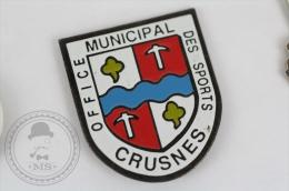 Office Municipal Des Sports Crusnes - Pin Badge #PLS - Pin