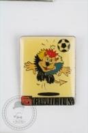 UEFA European Championship Mascot: Benelucky - Pin Badge #PLS - Fútbol