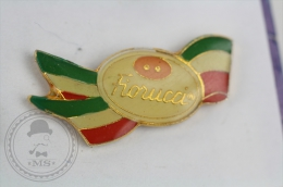 Fiorucci - Pin Badge #PLS - Marcas Registradas