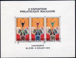 -Madagascar Bloc   6** - Madagascar (1960-...)