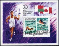 -Madagascar Bloc  16** - Madagascar (1960-...)