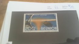 LOT 226158 TIMBRE DE COLONIE REUNION NEUF** N�44 VALEUR 18 EUROS
