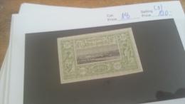 LOT 226162 TIMBRE DE COLONIE COTE SOMALIS NEUF(*) N�18 VALEUR 120 EUROS