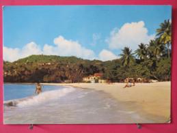 Grenade - West Indies - Grande Anse Beach - Très Bon état - Scan Recto-verso - Grenada