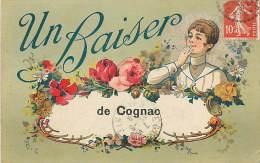 Réf : M-14-3911 :  Cognac Un Baiser - Cognac