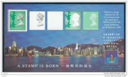 Bloc De China Chine : (28) 1994-Commememorate L´ouverture De Hong Kong ´94 Exposition De Timbre SG MS771** - Ohne Zuordnung