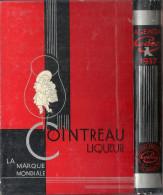 AGENDA Codec Les Grandes épiceries Fines De France De 1937 Offert Par E. Rochas à Poitiers - Calendriers