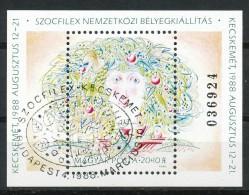 Ungarn  Mi.Nr.       3953   -   Block   196     - Gestempelt - Ungarn