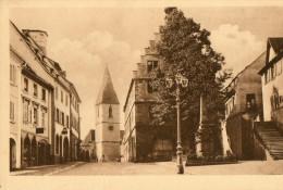 ENDINGEN (Allemagne) Place église - Endingen