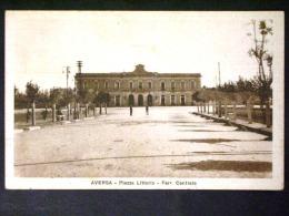 CAMPANIA -CASERTA -AVERSA -F.P. LOTTO N°398 - Caserta
