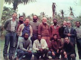 ZAMBESIA MOZAMBICO MISSIONE MISSIONARI ITALIA  CAPPUCCINI DI PUGLIA   V1985  EM9353 - Mozambico