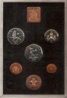 SERIE COMPLETA DE 7 MONEDAS DEL REINO UNIDO DEL AÑO 1978 (COIN) SIN CIRCULAR-UNCIRCULATED - Mint Sets & Proof Sets