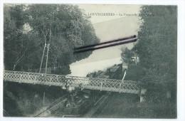 CPA - Louveciennes - La Passerelle Du Chemin De Fer - Louveciennes