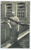 CPA -Caudry - Un Ouvrier Tulliste - Caudry