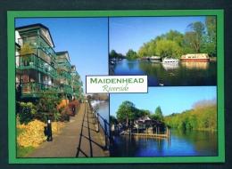 ENGLAND  -  Maidenhead  Multi View  Unused Postcard As Scan - Angleterre