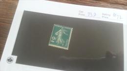 LOT 226283 TIMBRE DE FRANCE NEUF** N°239 VALEUR 27 EUROS - Francia