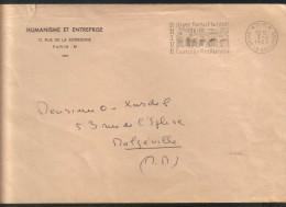 PORT PAYE PP - BRIVE - 1965 - CENTRE PREHISTOIRE - Corrèze - Annullamenti Meccanici (pubblicitari)