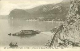 06 - Cap D´Ail, L'Isolette, La Baie D'Eze - Tramway - Cap-d'Ail