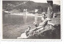 FABREGAS  ETE 1942      8,5x6 Cm - Places
