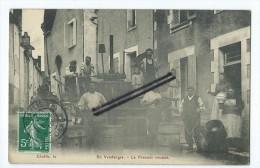 CPA - Chablis - En Vendanges - Le Pressoir Roulant- - Chablis