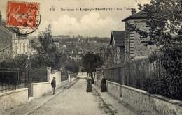 77- THORIGNY-  Rue Thiers- Animée - Autres Communes