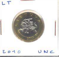 2 Litai 2010 Lituanie / Lithuania UNC / Non Circulated - Lituanie