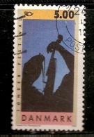 DANEMARK N° 1109  OBLITERE - Usati