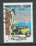 Monaco, Yv 2792  Annee 2011  Oblitéré, Voir Scan - Monaco