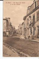 55 ST MIHIEL RUE BASSE DES GOSSES - Saint Mihiel