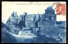 Cpa Du 22 Le Cap Frehel - Le Fort Lalatte La Deuxième Enceinte  AO15 - Erquy