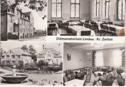 Diätsanatorium Lindau Kr. Zerbst Ak83584 - Deutschland