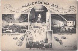 07. VALS. Source Béatrix. 4 Vues - Vals Les Bains