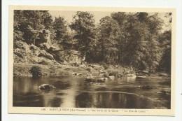 SAINT JUNIEN - Les bords de la Glane le site de Corot