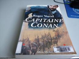 CAPITAINE CONAN De ROGER VERCEL - Historisch