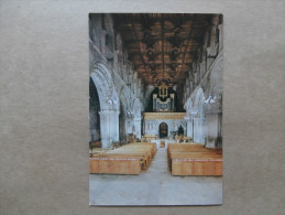 38110 PC: WALES: PEMBROKESHIRE: St. David´s Cathedral - The Nave. - Pembrokeshire