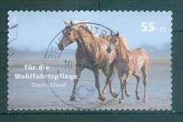 BUND Mi-Nr. 2635 Pferde Gestempelt (1) - BRD