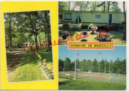 27 - MARCILLY SUR EURE - DOMAINE RESIDENTIEL - ENTREE-COURT DE TENNIS- MOBIL HOME - Marcilly-sur-Eure