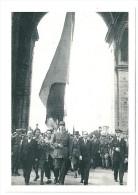 Cpm:  CHARLES DE GAULLE Aux Champs Elysée à PARIS. 26 Août 1944  (Ed. Du Quesne 1990) - Personnages
