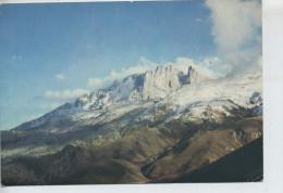 Azerbeidzjan Mountains Used With Stamp Lenin - Aserbaidschan