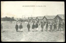Cpa Du 85 Les Sables D' Olonne Le Camp Des Alliés    AO14 - Sables D'Olonne