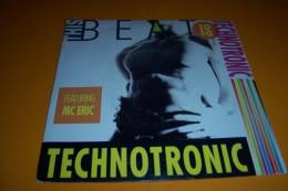 TECHNOTRONIC  °  THIS BEAT - Rap & Hip Hop