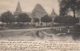 Belgique Souvenir De SOLRE-sur-SAMBRE - Thuin